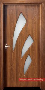 Интериорна врата Gama 202 – Златен дъб