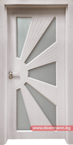 Интериорна врата Gama 204 – Перла