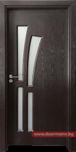 Интериорна врата Gama 205 – Венге