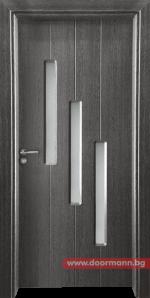 Интериорна врата Gama 206 – Сив кестен