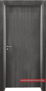 Интериорна врата Gama 210 – Сив кестен
