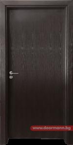 Интериорна врата Gama 210 – Венге