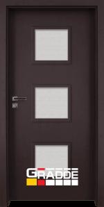 Интериорна врата Gradde Bergedorf – Орех Рибейра