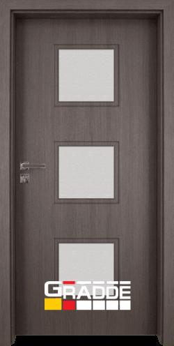 Интериорна врата Gradde Bergedorf - Череша Сан Диего