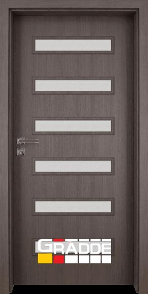 Интериорна врата Gradde Schwerin - Череша Сан Диего