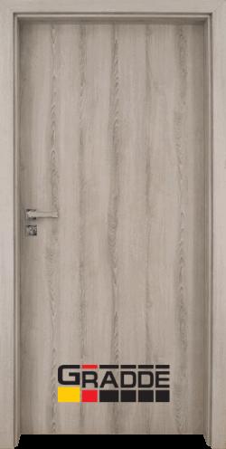 Интериорна врата Gradde Simpel - Ясен Вералинга