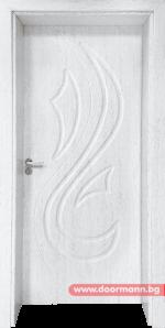 Интериорна врата Gama 203p – Бреза