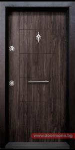 Блиндирана врата Т102 – Африка
