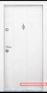 Блиндирана входна врата Т598