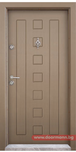 Блиндирана входна врата Т712 - Спарта
