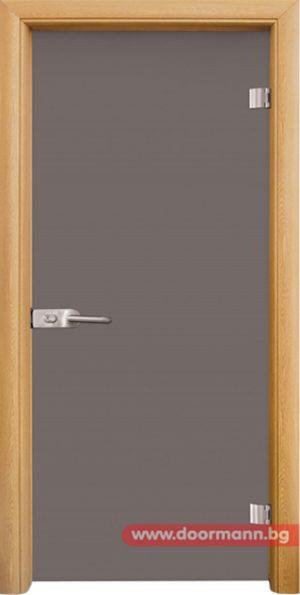 Стъклена врата модел Basic G 10-1 A